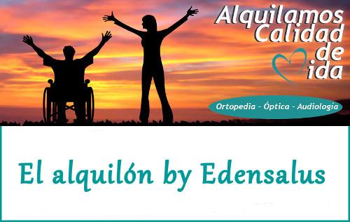 El alquilón by edensalus para alquiler de ortopedia online