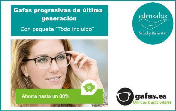 Gafas progresivas personalizadas