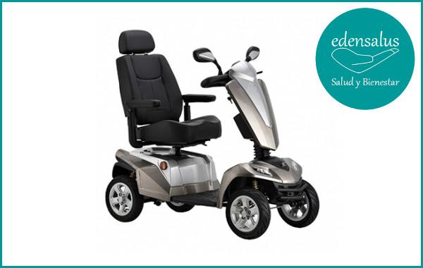 Scooter eléctricos para personas con discapacidad