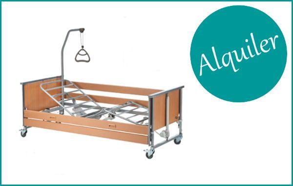 Alquiler de cama para enfermos
