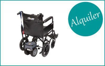 Alquiler de propulsores de sillas de ruedas