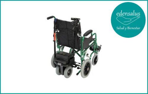 Propulsores para sillas de ruedas