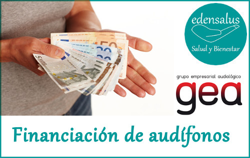 Financiación de audífonos