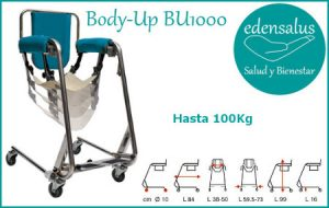 Grúa para personas Body Up Evolution