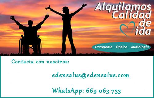 Contacta con nosotros para el alquiler